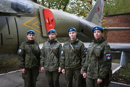 В России появятся летчицы-истребители