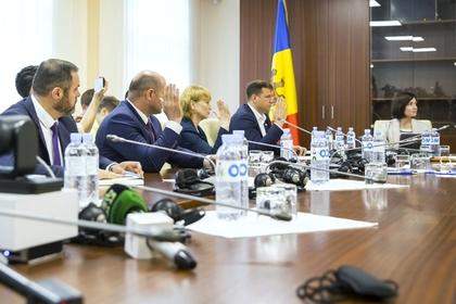 В правительстве Молдавии назвали «красные линии» в отношениях с Россией