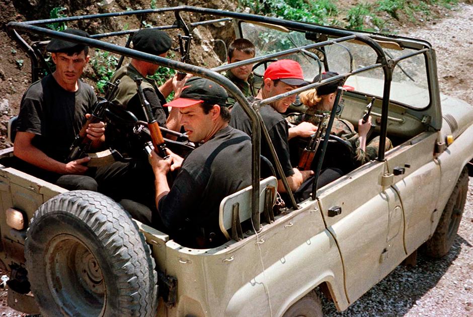 Армию освобождения Косова обвиняли в торговле внутренними органами пленных сербов