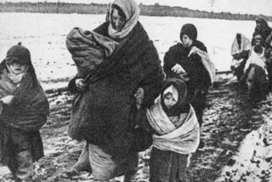Депортация крымских татар, 1944 год