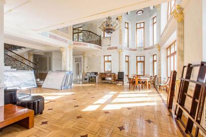 В Москве нашли дачу за три миллиарда рублей