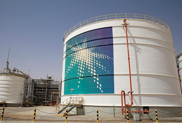 Цистерна Saudi Aramco