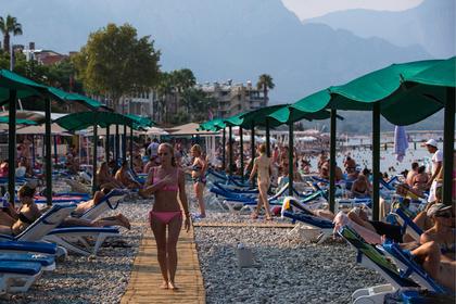 Российские туристы сознались в своей расточительности