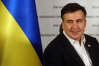 Саакашвили передумал и вновь засобирался в Раду