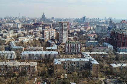 Самый дешевый квадратный метр Москвы нашли в Люблино