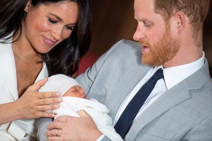 Няню ребенка Меган Маркл и принца Гарри заставили замолчать