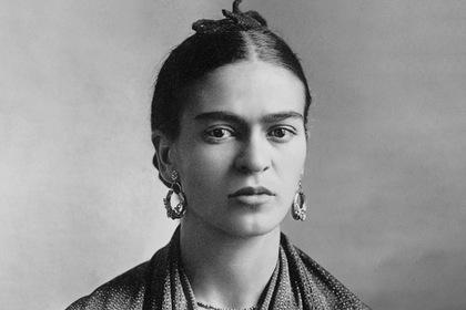 Обнаружена единственная запись голоса Фриды Кало