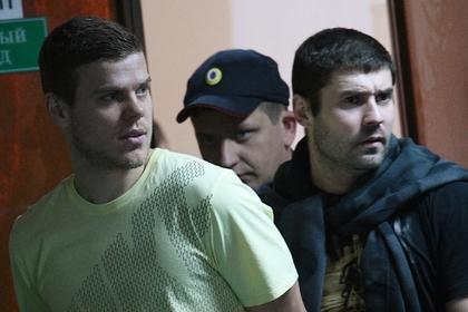 Адвокат пожаловалась на здоровье Кокорина