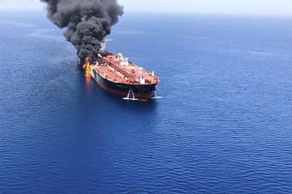 Иран отверг обвинения в нападении на танкеры