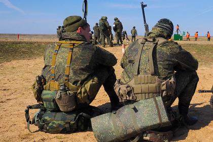 Российский подросток умер на военных сборах