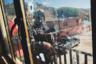 Жизнь в мексиканском штате Герреро напоминает жестокие фильмы о наркобаронах, а попросту— кошмар. Население вынуждено бежать из своих домов и городов из-за всплеска насилия со стороны наркокартелей и самопровозглашенных отрядов самообороны. Эти территории превращаются в города-призраки, несущие в себе отпечаток пережитых ими конфликтов. Одним из таких городов стал Сан Фелипе дел Окоте, представленный на снимке. Он контролируется картелем Ла Фамилиа.