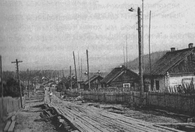 Колония «Черный беркут» была основана в 30-х годах прошлого века. Изначально она называлась ИК-1 и располагалась немного в другом месте