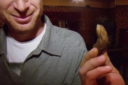 Мужчина пожертвовал пальцы ноги на легендарный коктейль