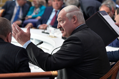 Лукашенко пожаловался на анархию