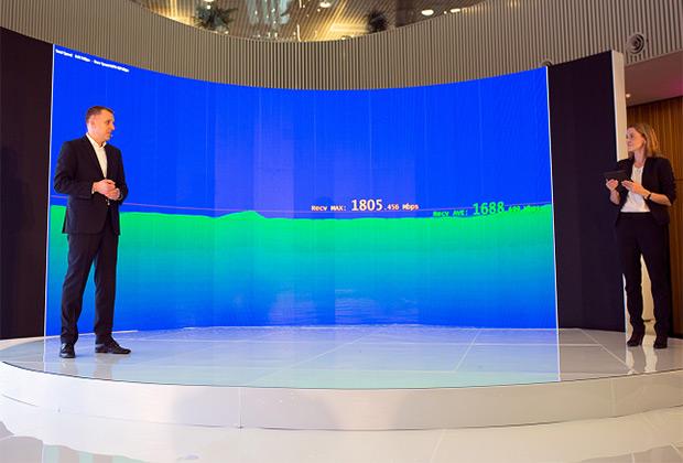 Запуск 5G в Литве