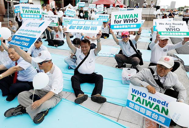 Литва поддержала протест Тайваня против исключения страны из Всемирной ассамблеи здравоохранения
