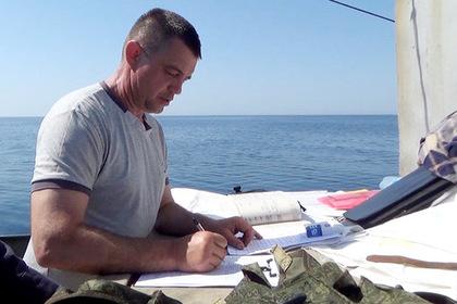 Пойманного ФСБ украинского капитана отпустили на свободу