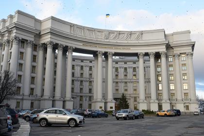 МИД Украины пригрозил России новыми санкциями
