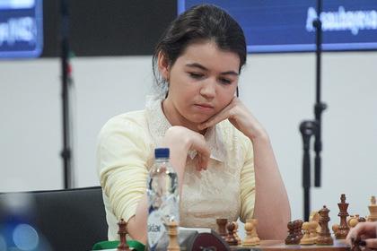20-летняя российская шахматистка сыграет в матче за титул чемпионки мира