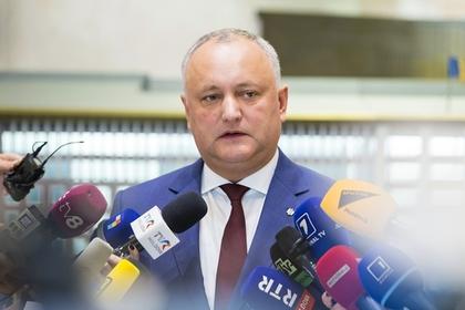 Молдавия оценила роль США в урегулировании кризиса