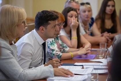 Зеленский понадеялся на скорое освобождение украинских моряков