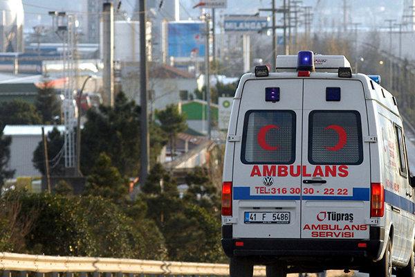 Российские туристы попали в ДТП в Турции