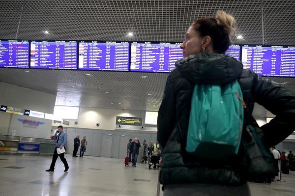 Россиянам разъяснили их права при задержке авиарейсов
