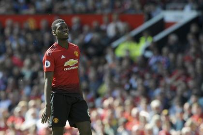 Погба захотел в «Реал» и получил отказ от «Манчестер Юнайтед»