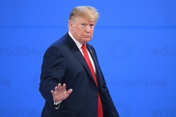 Трамп предрек беспрецедентный крах рынку США