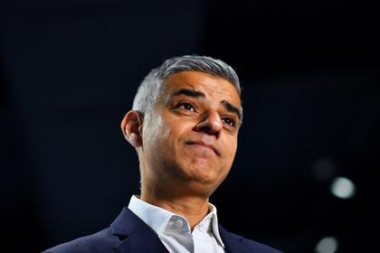 Трамп захотел сменить мэра Лондона