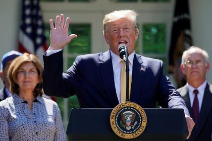 Трамп опроверг новость об усилении кибератак США на российскую энергосистему