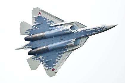В США рассказали о превосходстве российского Су-57 над американским F-15C