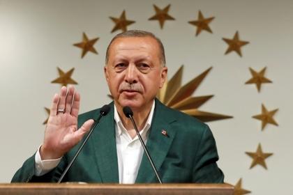 Эрдоган уточнил сроки поставки С-400 в Турцию