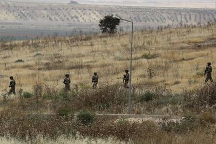 Турция поведала о новом нападении сирийцев
