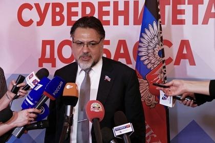 В ЛНР прокомментировали мирные инициативы Зеленского