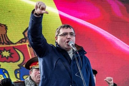 Усатый задержан при попытке попасть в Молдавию