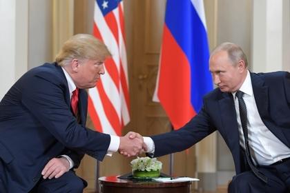 Песков рассказал о быстрой подготовке встречи Путина и Трампа