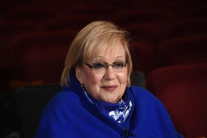 Сегодня стало известно огоспитализации худрука театра 'Современник' Галины Волчек