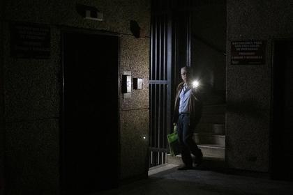Жители Аргентины и Уругвая остались без света