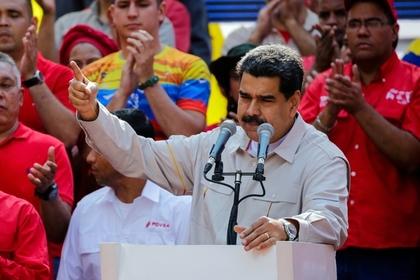 США нашли у Мадуро многомиллионый контракт с Россией