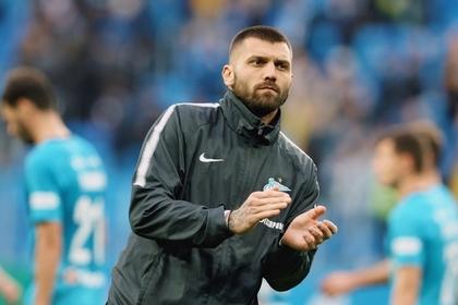 Вратарь «Зенита» рассказал о нежелании «просто получать деньги»
