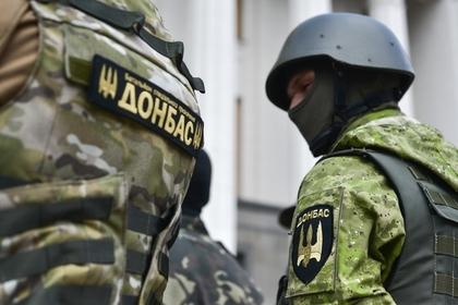 Бывший глава украинской армии признался в атаке на батальон «Донбасс»