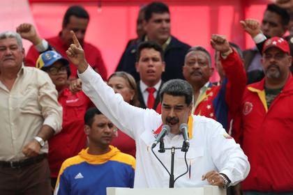 Россия ответила на заявление США о многомиллионном контракте с Мадуро