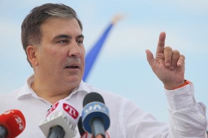 Саакашвили захотел убрать парламент из Киева