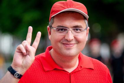 Усатый освобожден молдавской прокуратурой