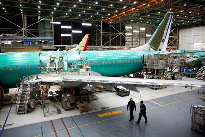 Boeing извинился за гибель людей