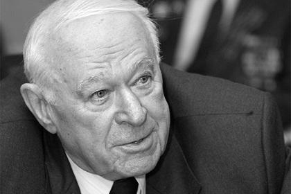 Умер Филипп Бобков