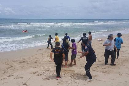 Россиянин наплевал на штормовое предупреждение в Таиланде и утонул