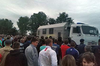 Путину доложили о конфликте с цыганами в Чемодановке