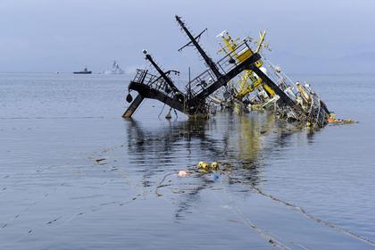Российские водоемы очистили от двух тысяч затонувших судов